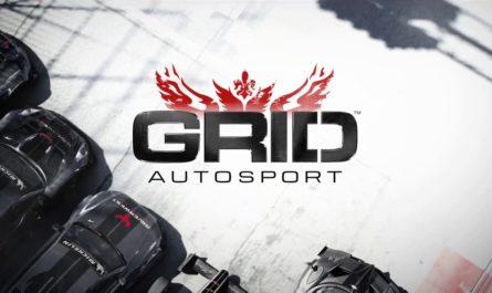 GRID Autosport Complete Free Download