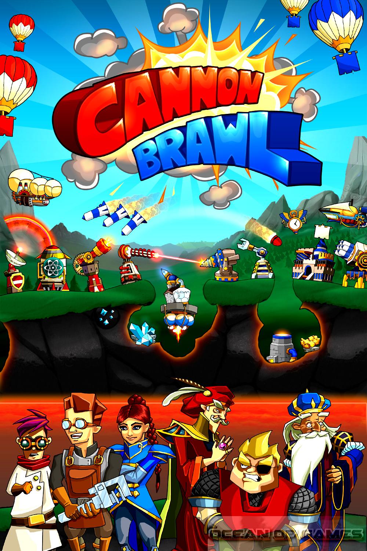 Cannon Brawl Free Download, Cannon Brawl Free Download