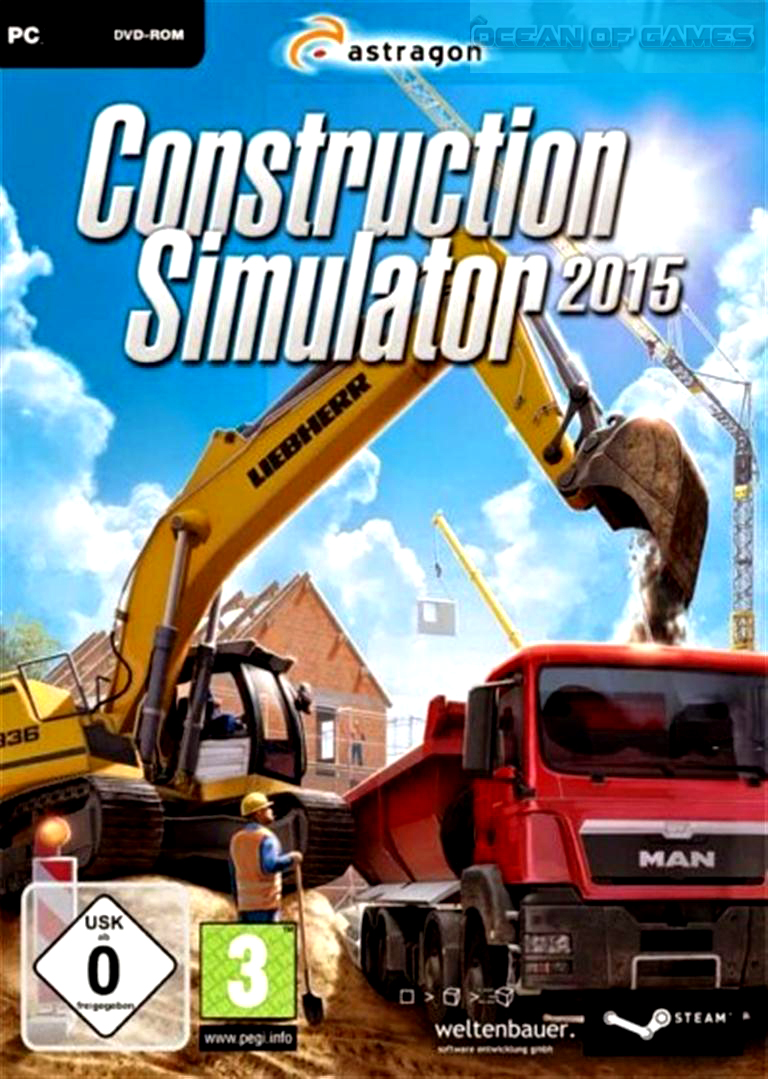 Construction Simulator 2015 Free Download, Construction Simulator 2015 Free Download