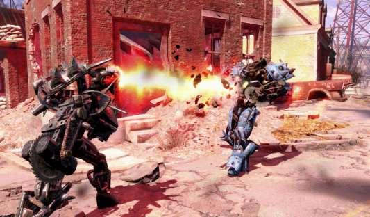 Fallout 4 Automatron DLC Free Download