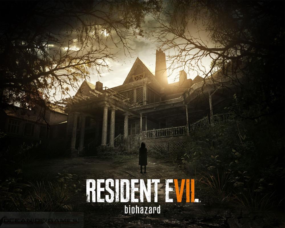 Resident Evil 7 Biohazard Free Download, Resident Evil 7 Biohazard Free Download