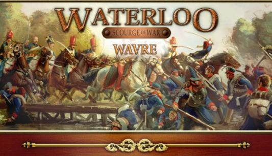 Scourge of War Wavre Free Download PC Game Setup