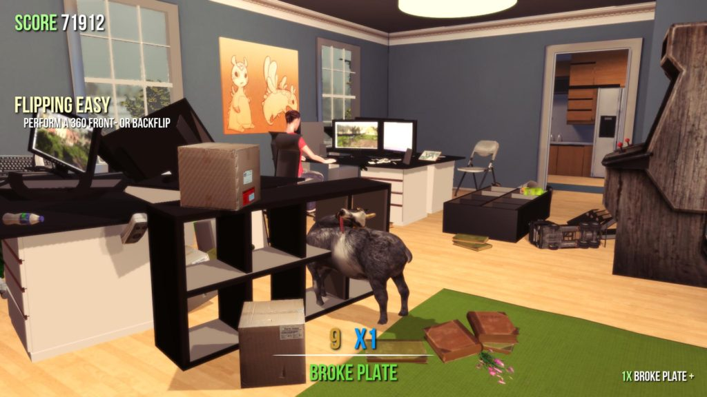 Goat Simulator GOATY Edition Free Download, Goat Simulator GOATY Edition Free Download