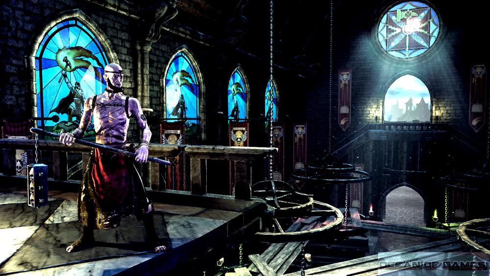 Mordheim City of the Damned – Witch Hunters Setup Free Download