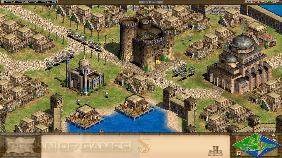 Age of Empires II HD Rise of the Rajas Download For Free