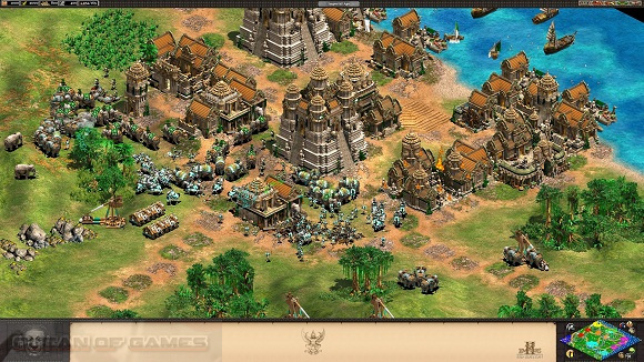 Age of Empires II HD Rise of the Rajas Setup Free Download