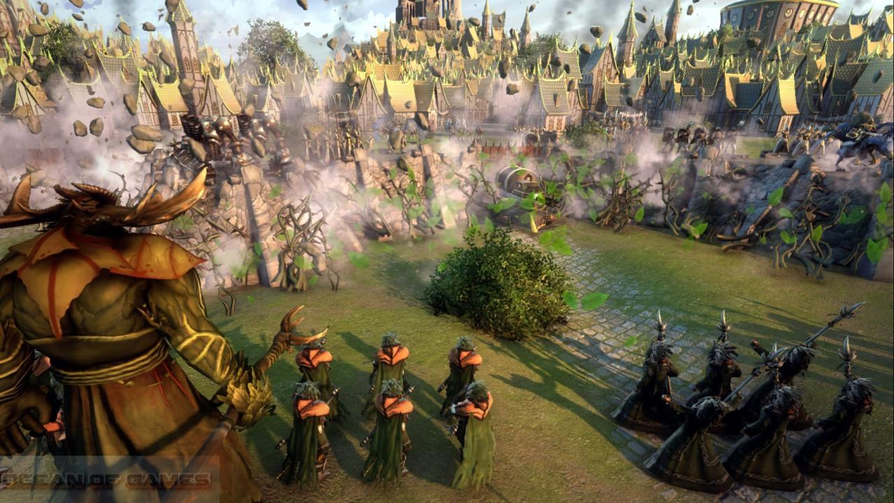 Age of Wonders III Setup Free Download
