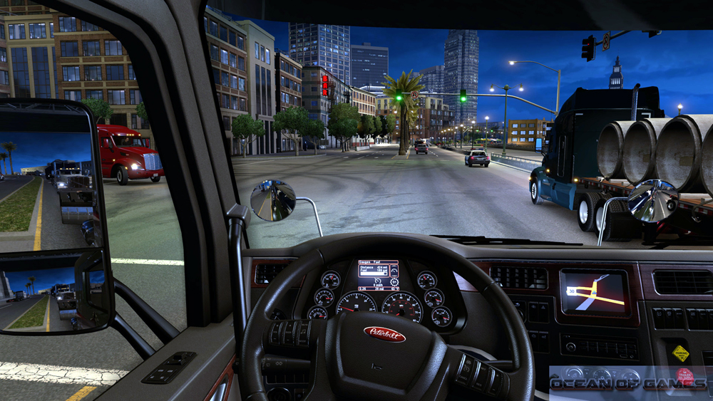 American Truck Simulator 2016 Setup Download For Free