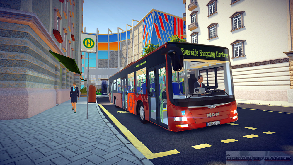 Bus Simulator 16 Features
