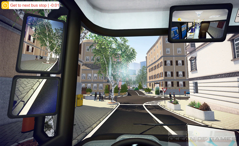 Bus Simulator 16 Setup Download For Free