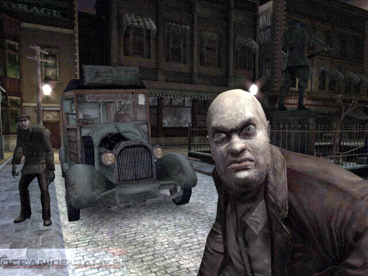 Call of Cthulhu Dark Corners of the Earth Features