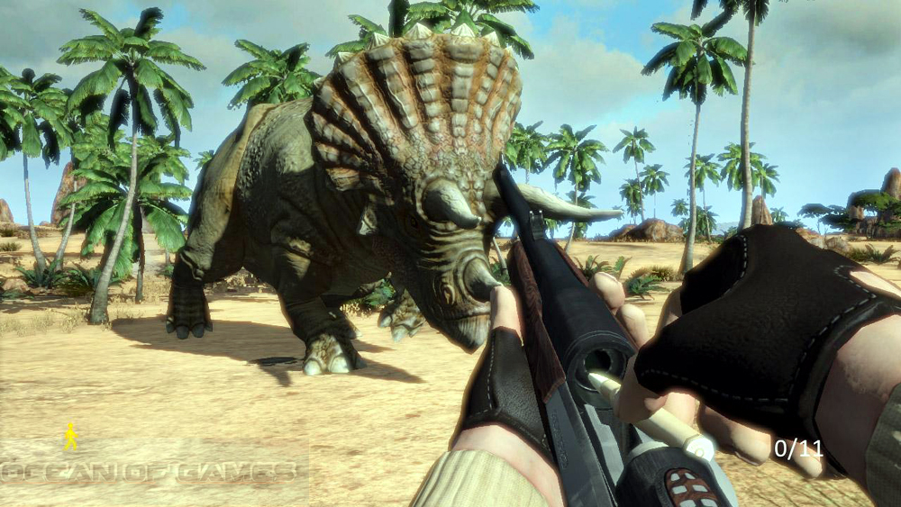 Carnivores Dinosaur Hunter Reborn Setup Free Download