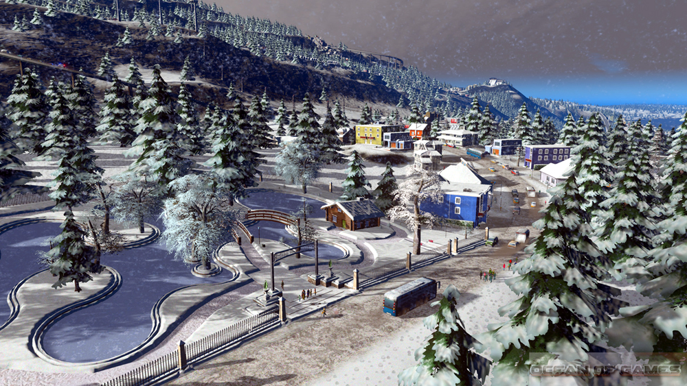 Cities Skylines Snowfall Download For Free