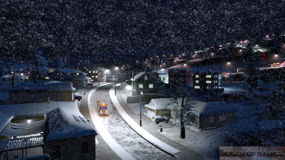 Cities Skylines Snowfall Setup Free Download