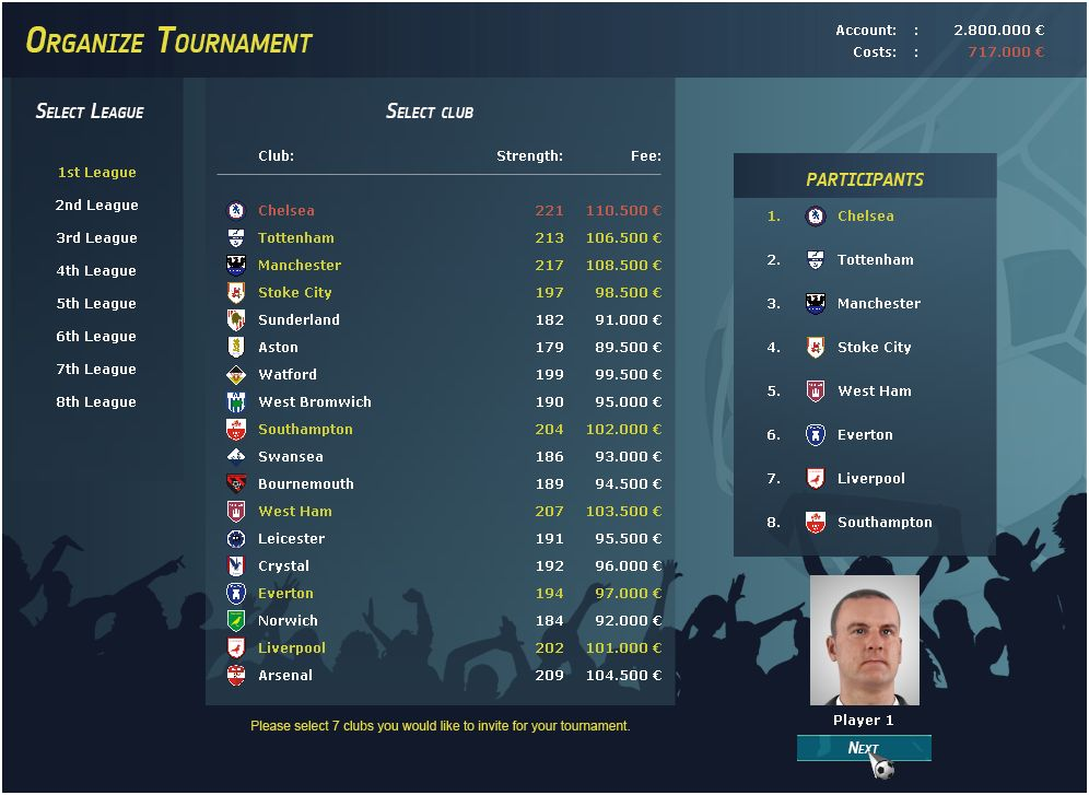 Club Manager 2017 Setup Free Download