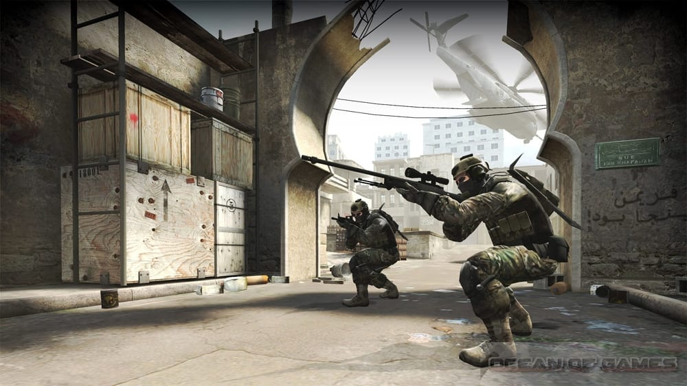 Counter Strike Global Offensive Download For PC