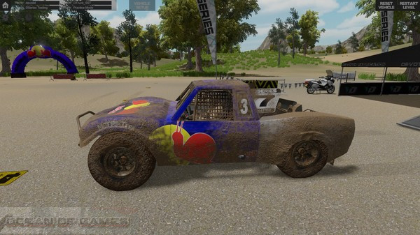 D Series OFF ROAD Driving Simulation 2017 Download For Free