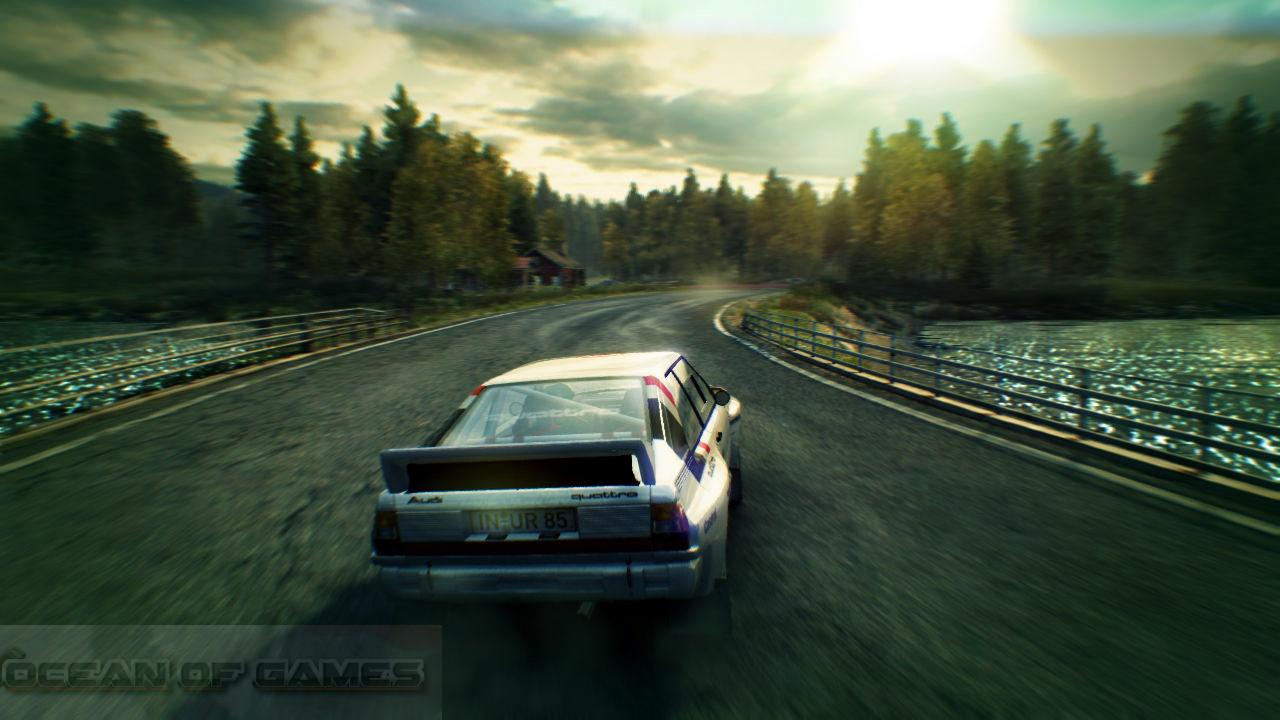 DiRT 3 Complete Edition Setup Free Download