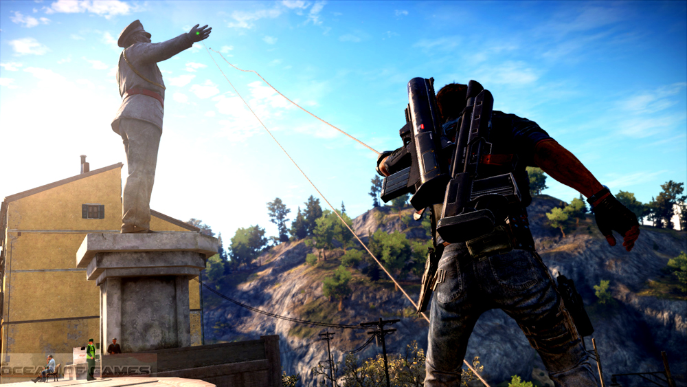 Download Just Cause 3 For Free