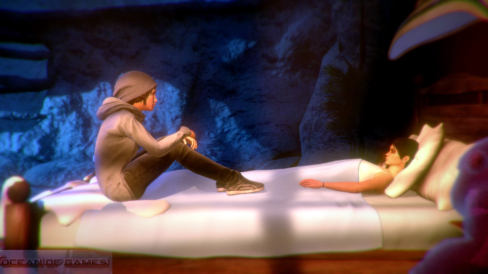 Dreamfall Chapters Features