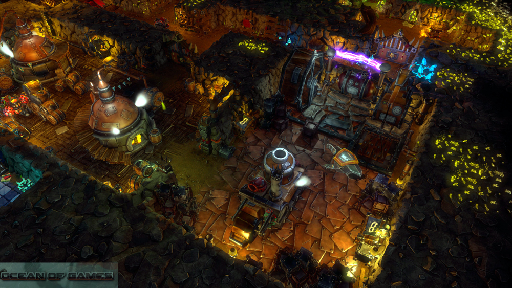 Dungeons 2 PC Game 2015 Features