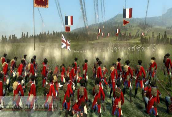Empire Total War Free Download PC Game setup in single direct link for windows. Empire Total War is a strategy game with real time tactics.