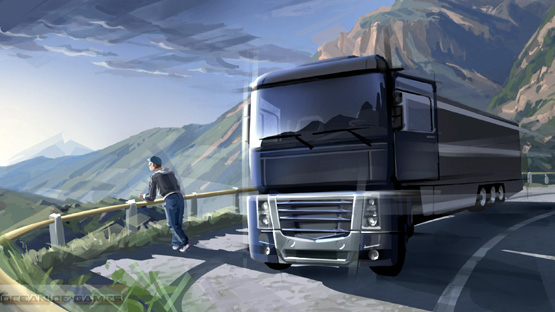 Euro Truck Simulator 3 Features