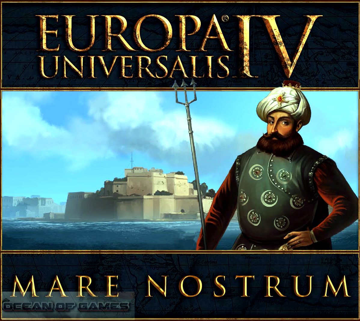 Europa Universalis IV Mare Nostrum Free Download