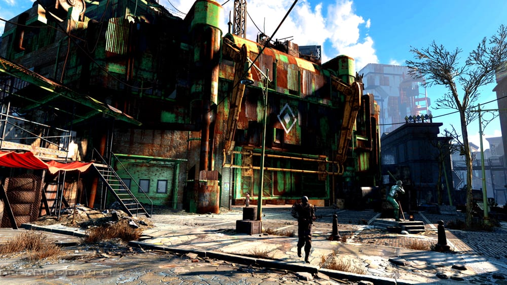 Fallout 4 Features