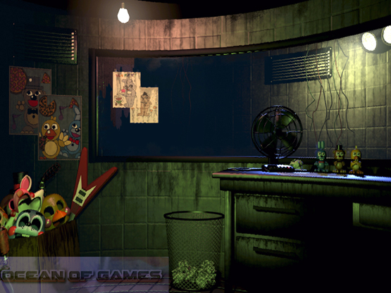 Five Nights at Freddys 3 Free Download