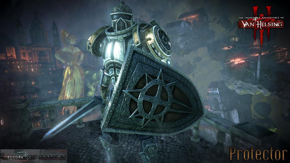 Free The Incredible Adventures of Van Helsing III  Download