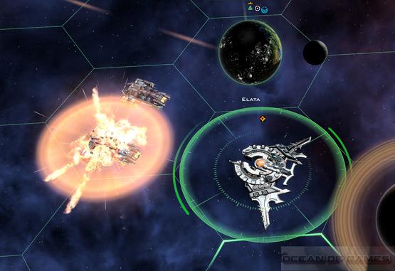 Galactic Civilizations III Mercenaries Features