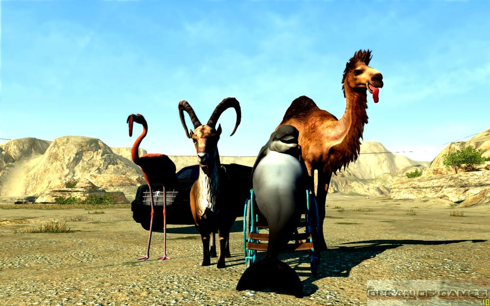 Goat Simulator PAYDAY Download For Free