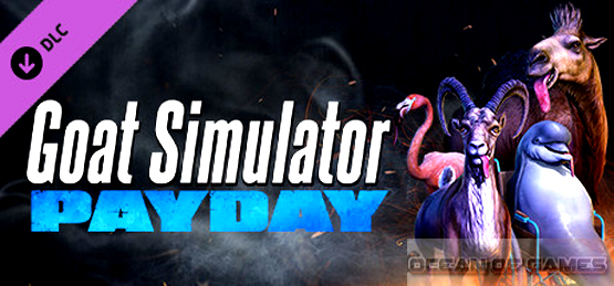 Goat Simulator PAYDAY Free Download 1