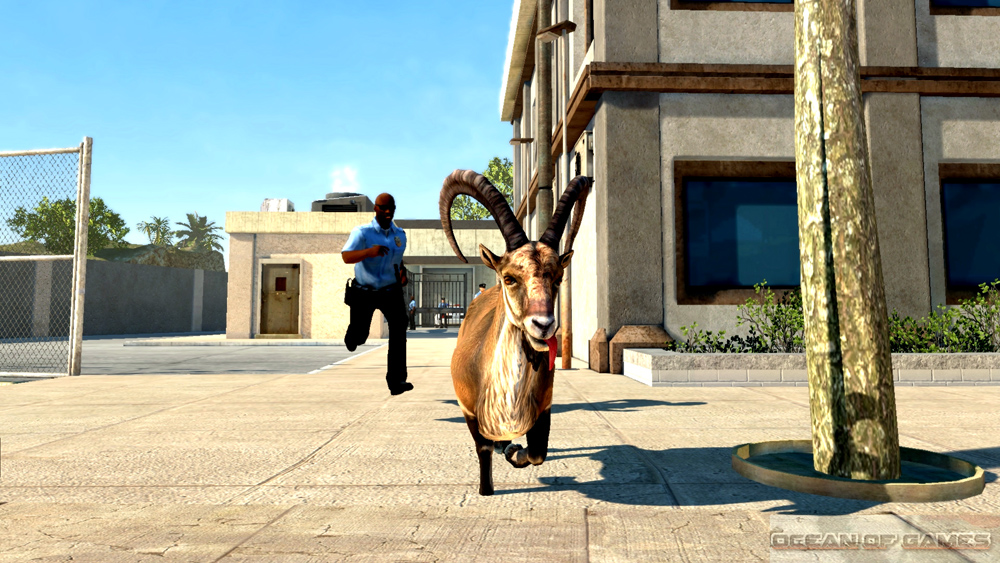 Goat Simulator PAYDAY Setup Free Download