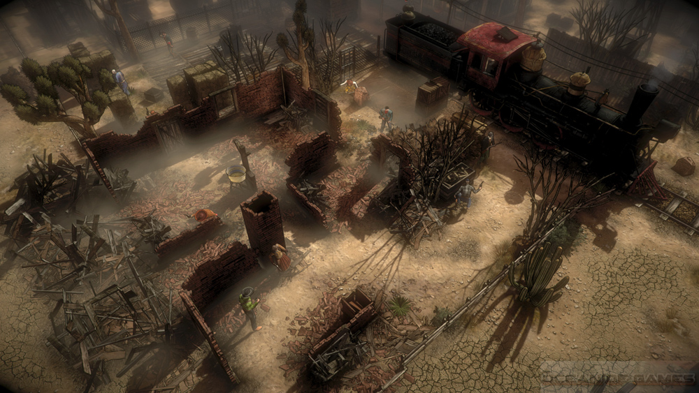 Hard West Scars of Freedom Setup Free Download