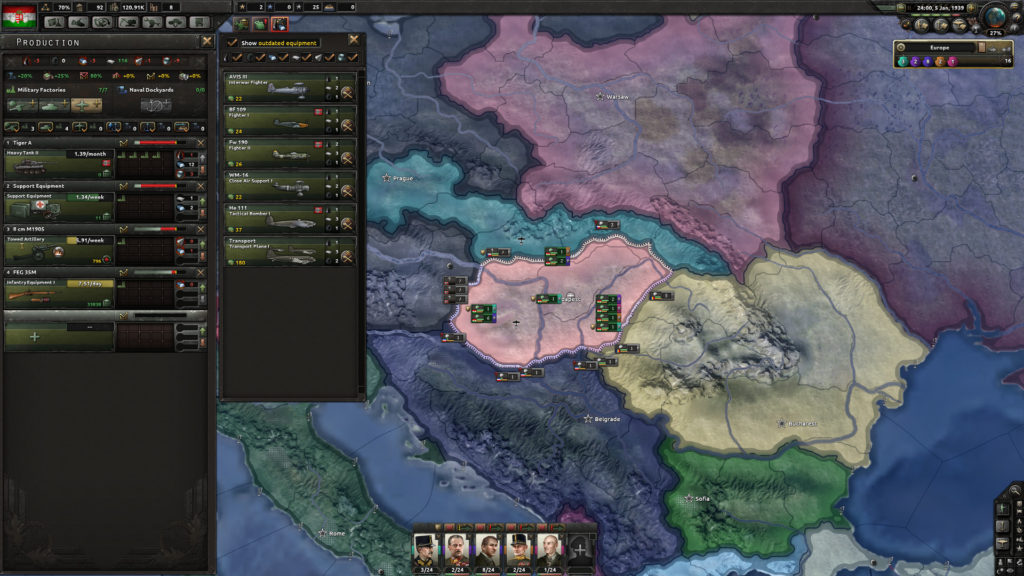 Hearts of Iron IV Death or Dishonor Free Download 3 1024x576