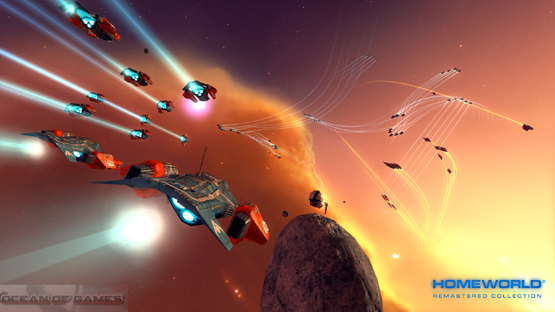 Homeworld Remastered Collection Features