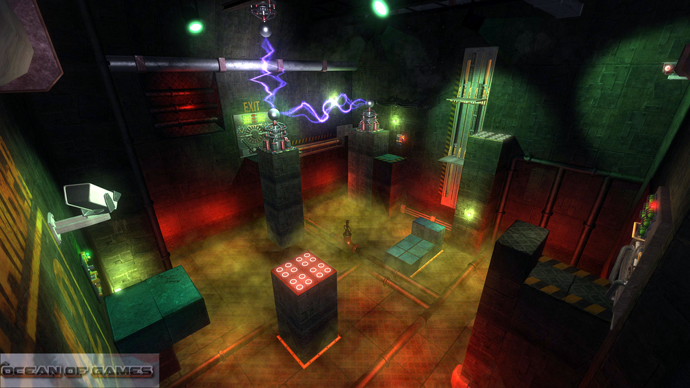 Magnetic Cage Closed PC Game Features
