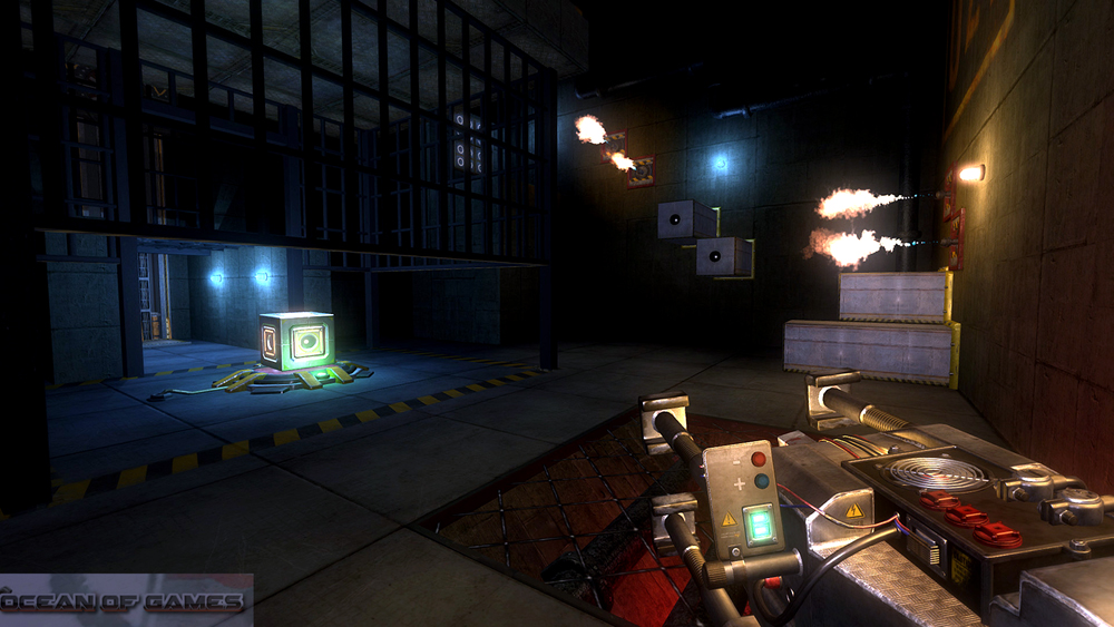 Magnetic Cage Closed PC Game Setup Download For Free