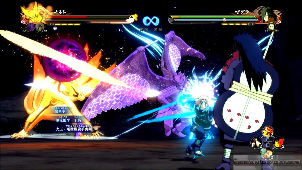 NARUTO SHIPPUDEN Ultimate Ninja STORM 4 Download For Free