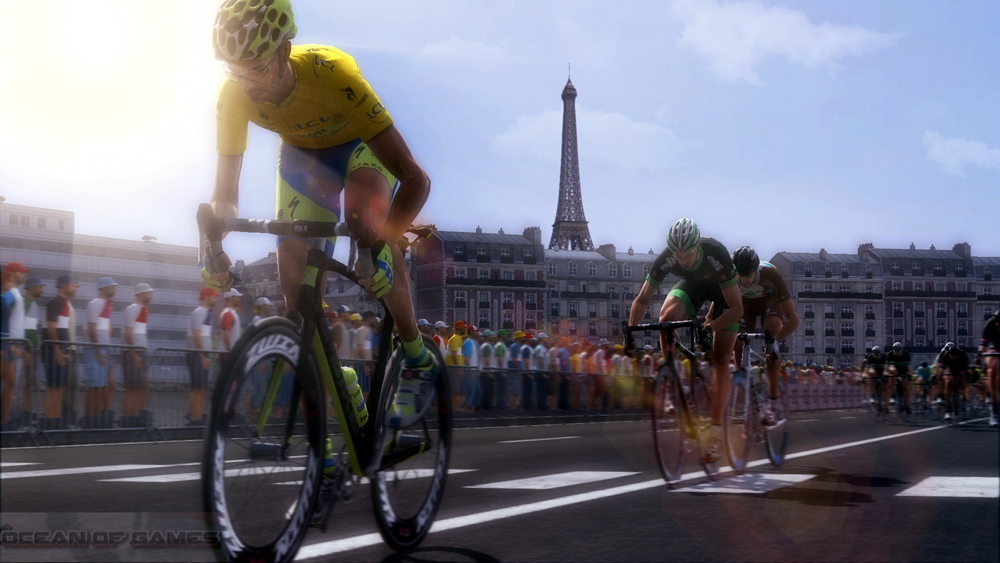 Pro Cycling Manager 2015 Features