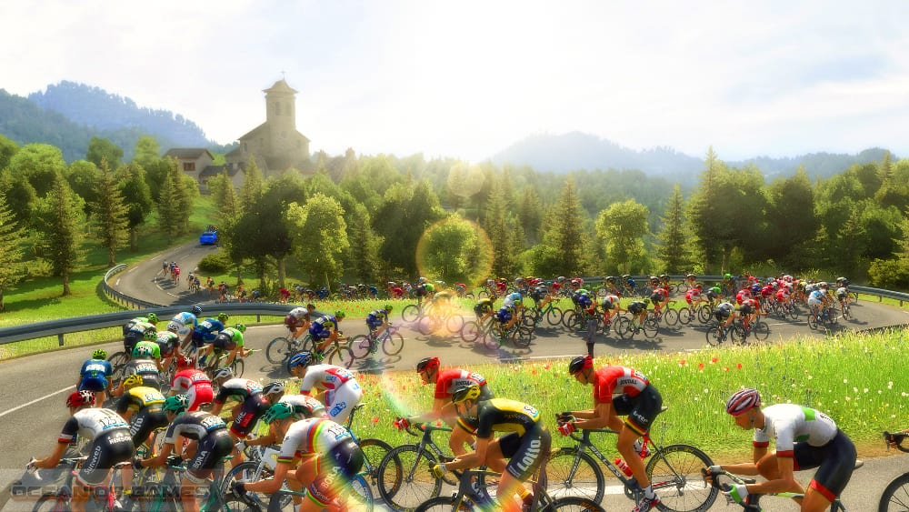 Pro Cycling Manager 2017 Download For Free