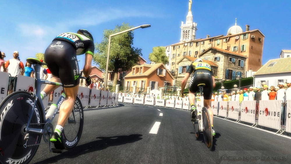 Pro Cycling Manager 2017 Features