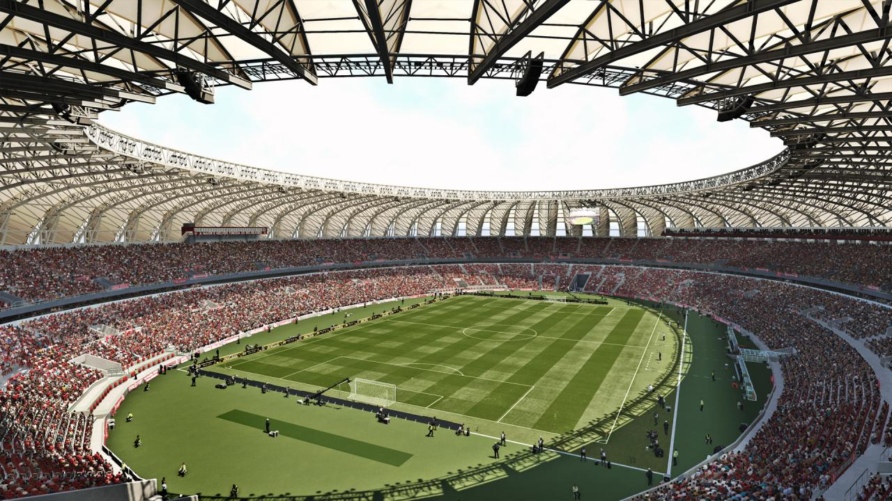 Pro Evolution Soccer 2016 Features