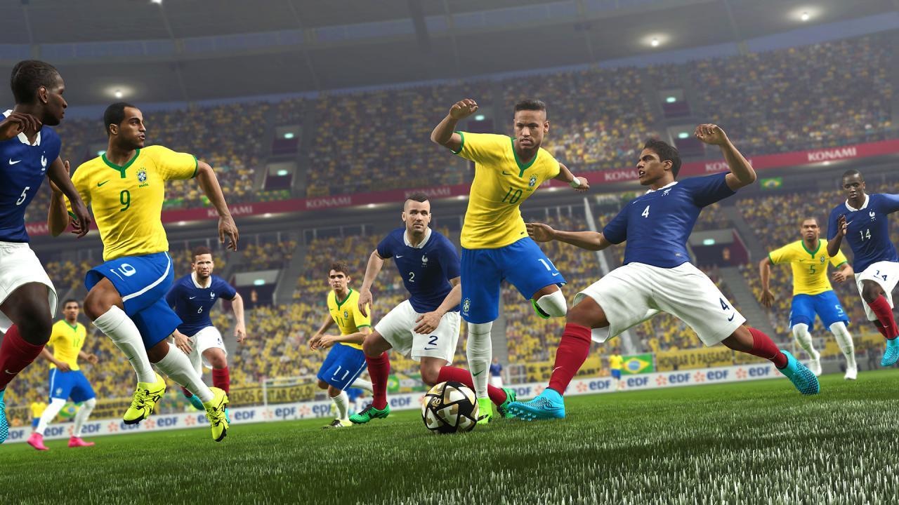 Pro Evolution Soccer 2016 Setup Download For Free