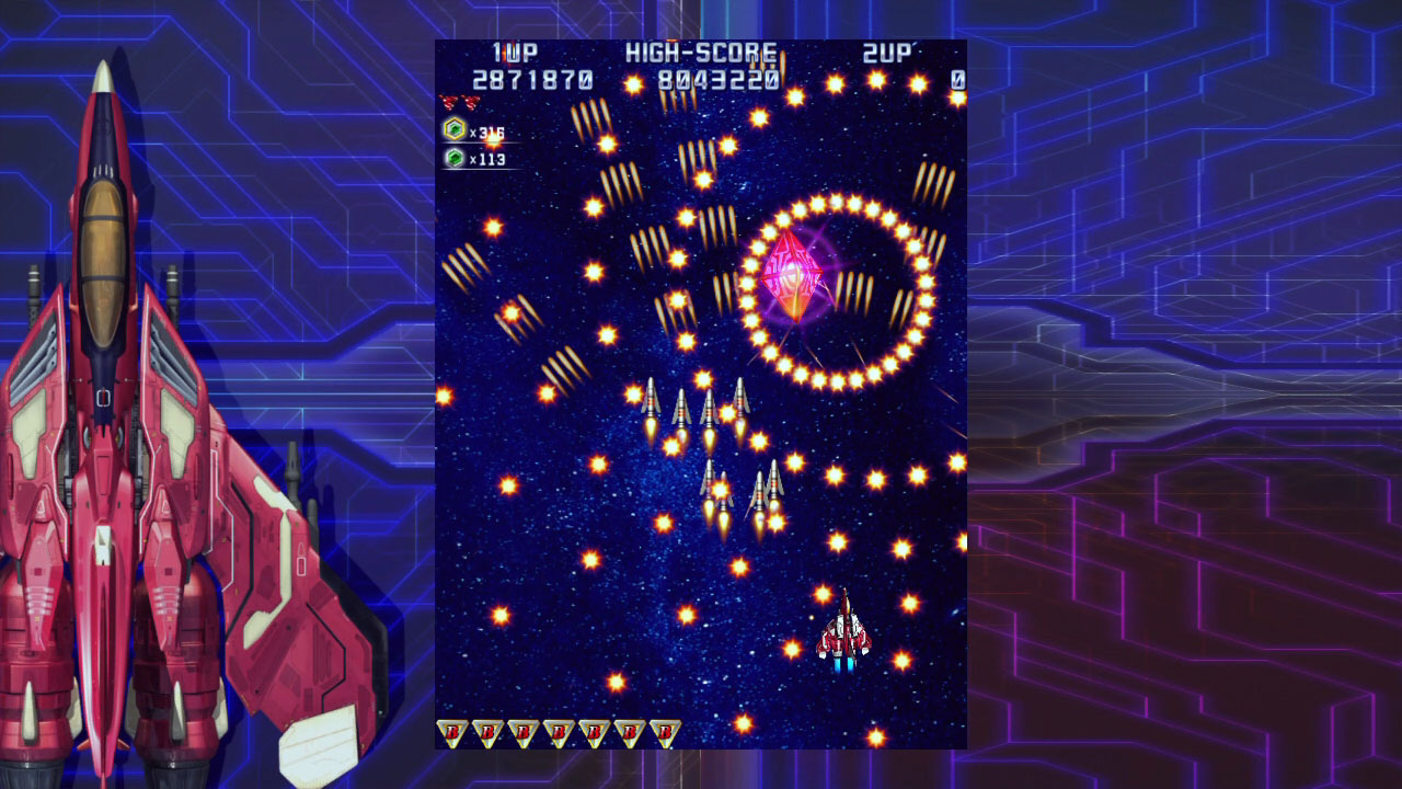 Raiden IV Overkill PC Game Download For Free