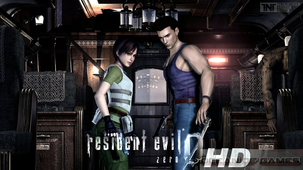 Resident Evil Zero HD Remaster Free Download