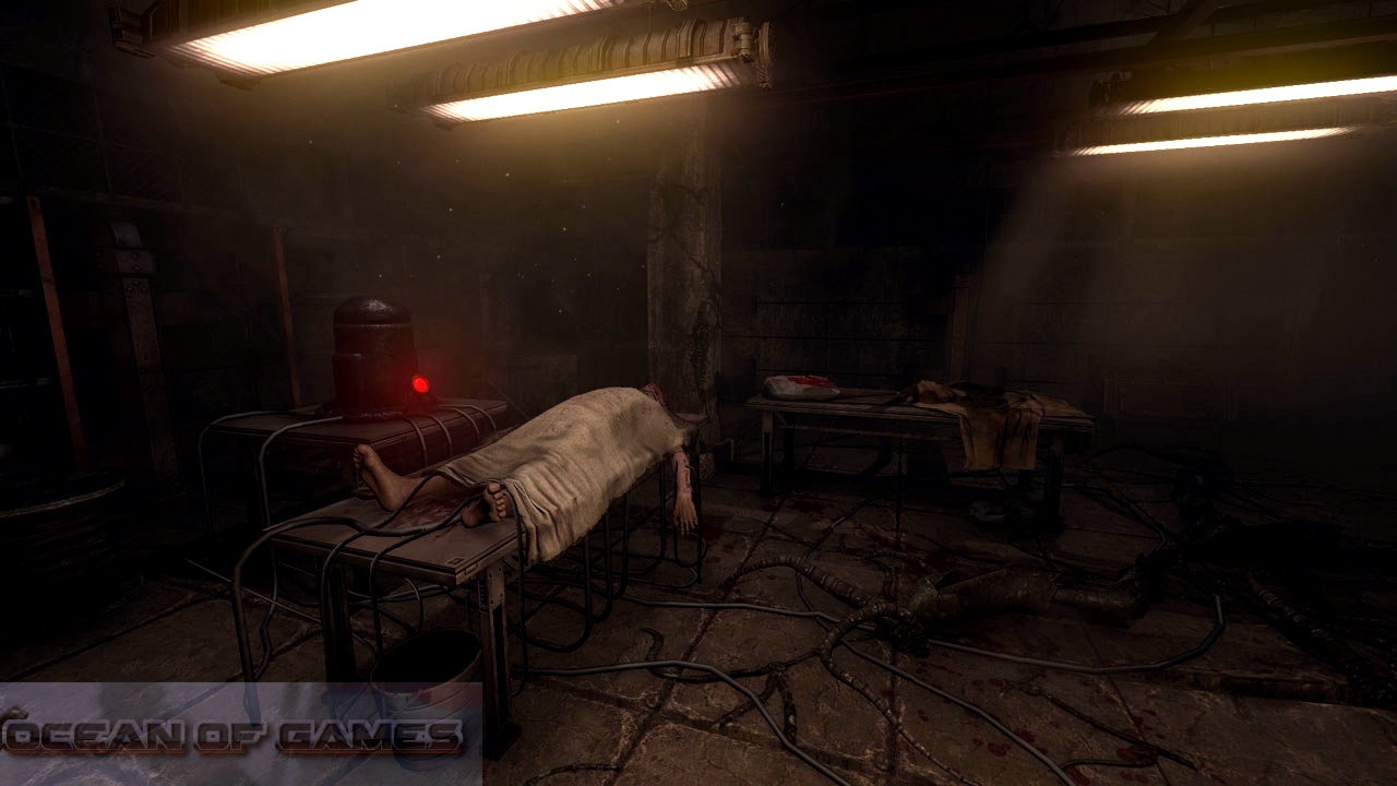 SOMA PC Game Setup Free Download