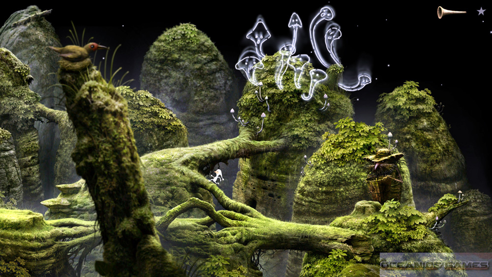 Samorost 3 Features